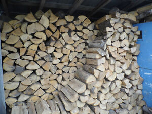 Dry Mixed Firewood