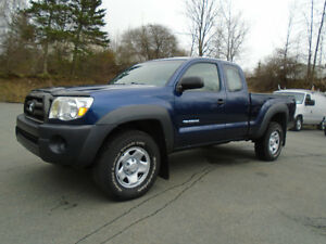2007 Toyota Tacoma Access cab 4x4 6 speed