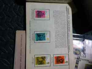 World wide stamp collection Cambridge Kitchener Area image 1