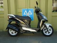 Sym Jet 4 125cc Scooter With 5 Year Warranty 01634 811757