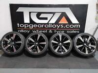 "22"" Original OEM BMW 749m X5 G05 G06 Alloy Wheels & Tyres 5X112"