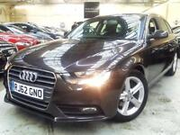 2012 Audi A4 Avant 2.0 TDI e SE Technik Estate 5dr Diesel Manual (116 g/km,