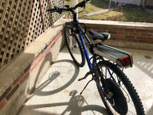 eBike - Electronic Bicycle