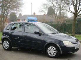 Vauxhall/Opel Corsa 1.4i 16v auto 2002 Comfort