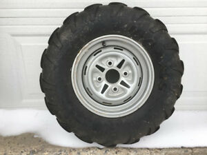 4 ATV Tires/Rims
