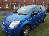 Citroen C2 1.1i 2004 LX PX Swap Anything considered