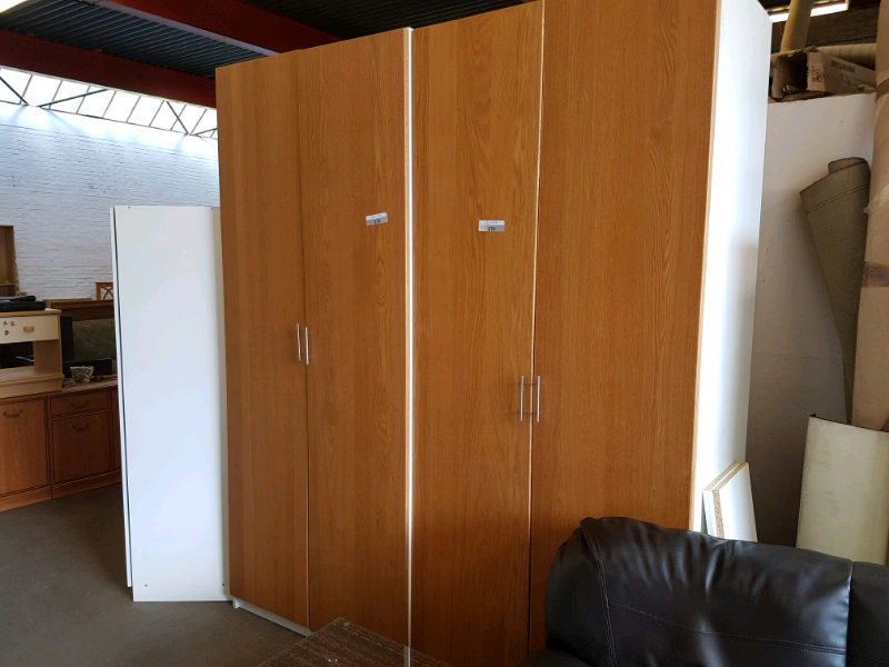 Ikea Large Wardrobes Delivery Available Priced Individually In