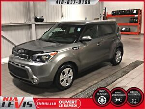 Kia Soul LX+MANUEL-AIR-FULL-MAGS 16'' 2016