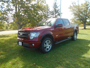 2013 Ford F-150 SuperCrew FX4 **Only 61000 klms, Excellent Cond*