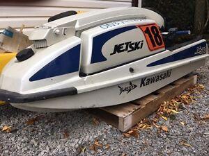 Kawasaki js 550