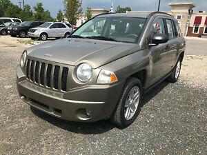 ▀▄▀▄▀▄▀► 2007 JEEP COMPASS -- VERY CLEAN - $$4995 ◄▀▄▀▄▀▄▀