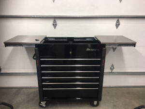 Snap On roll cab w/ sliding top
