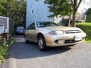 2003 Chevrolet Cavalier Coupe (2 door)