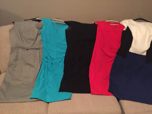 Variety of colours and styles
