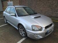 SUBARU IMPREZA 2.0 WRX TURBO ESTATE