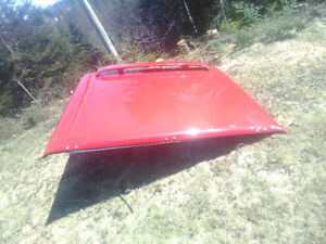 Hard tunnel cover