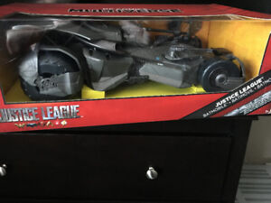 batmobile justice league 20 inches $60.00