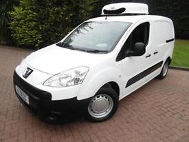 2011 Peugeot Partner L1 625 S 1.6HDi SWB TEMPERATURE CONTROLLED VAN