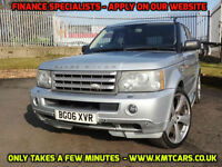 2006 Land Rover Range Rover Sport 4.2 V8 Auto Supercharged - KMT Cars