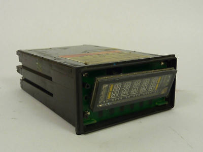 Analogic Voltage Current Control Panel An2400-1-0 Used