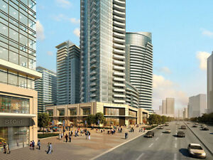World on Yonge Thornhill Condos for sale