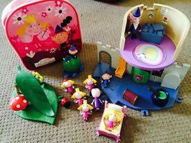 Ben & holly toy set