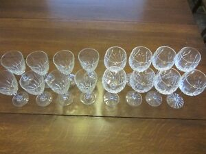 WINE GLASSES - 2 SETS OF 8 Regina Regina Area image 3
