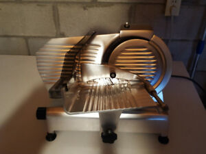 "Omcan - 9"" Meat Slicer For Sale"