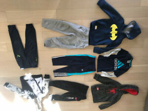 Size 5 boy SPRING/SUMMER clothes $5 each or $140 FOR ALL