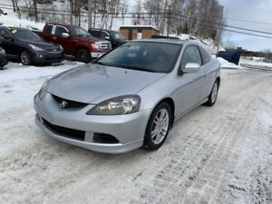 Acura RSX 2dr Cpe Manual 2005