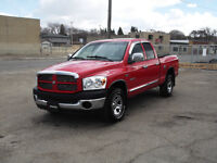 2008 Dodge Power Ram 1500 SLT' LONG HORN '4X4,RUNS GREAT!!!!