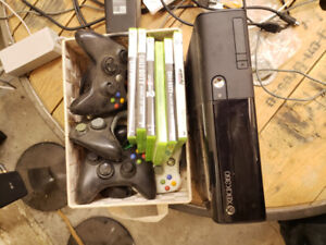 Xbox 360/games/controllers