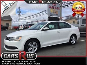 2013 Volkswagen Jetta SE 4dr Sedan 6A w/Convenience and Sunroof