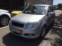 2009 Chevrolet Aveo 1.4 AUTOMATIC LT 5 DOOR 30,000 MILES