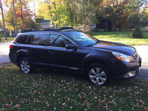 2011 Subaru Outback Limited Wagon