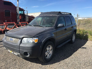 2006 Ford Escape SUV, Crossover Regina Regina Area image 6