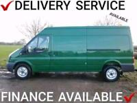 2010 FORD TRANSIT 2.4TDCi 115PS 350 LWB MED ROOF ~ ONE OWNER ~ FINANCE ARRANGED