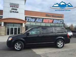 2010 Dodge Grand Caravan SE  CERTIFIED/ETESTED, LOCAL TRADE, STO