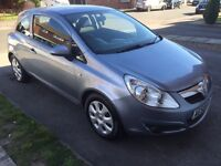 2008 VAUXHALL CORSA AUTOMATIC very low Milage