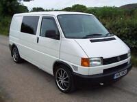 2003 53 Plate Volkswagen Transporter Van/Camper 2.5 Tdi , New VW Arrival