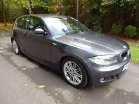 BMW 118 2.0TD Auto M Sport - 2007/07 Reg