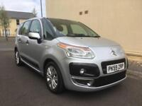 2009 CITROEN C3 PICASSO VTR+ HDi 92BHP DIESEL GBP30 TAX 60MPG ONLY 55K MILES