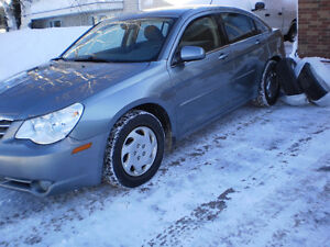 2007 Chrysler Sebring Touring LX Berline V-6
