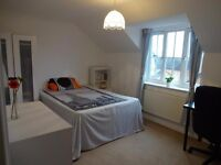 1 double bedroom available in a quiet house