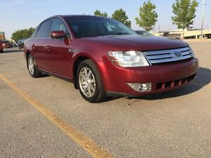 **DRASTICALLY REDUCED PRICE ON THIS FORD TAURUS FAMILY SEDAN**