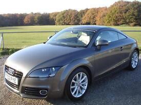 Audi TT 2.0 TDI COUPE QUATTRO SPORT