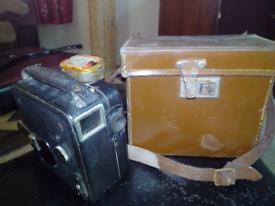 Pethescope vintage cam corder. antique.
