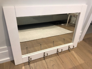Pottery Barn Mirror for Front Hall or Kids' Room