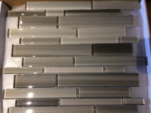 Glass Tile  New in Box
