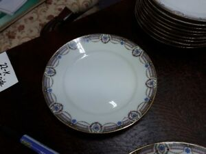 limoges china circa 1911 - 1923 smaller dinner plates
